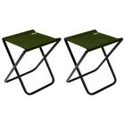 Набор стульев, цвет хаки  (2 шт. в сумке), 340х295х370 мм НПС