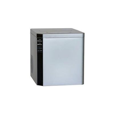 Льдогенератор Gemlux GL-IM-15, кускового льда (пальчики), 15 кг/сутки, 2.8 л, серебристый