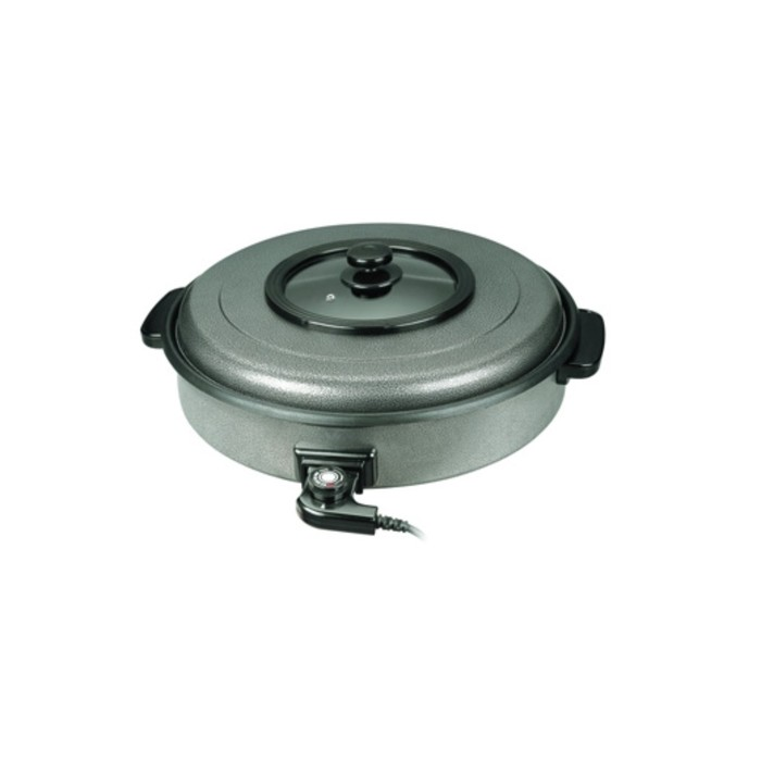 Сковорода электрическая GASTRORAG CPP-46A, 1600 Вт, d=46 см, термостат, антипр. покрытие