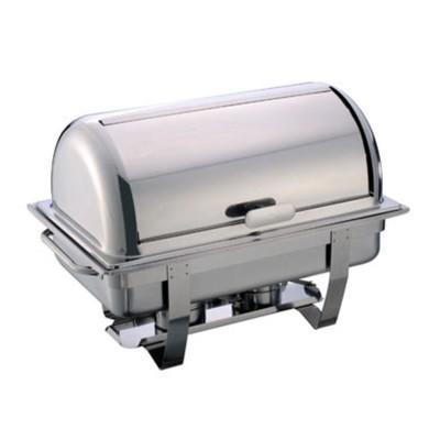 Мармит Gastrorag 633, настольный, поддон для пищи GN 1/1, 2 держателя для топлива
