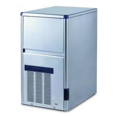 Льдогенератор Gemlux GM-IM30SDE AS, кускового льда (пальчики), 30 кг/сутки,вместимостью 6 кг   33953