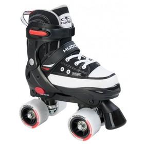 Роликовые коньки HUDORA Rollschuh Roller Skate, цвет чёрный, размер 36-39