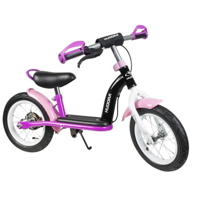 "Беговел 12"" HUDORA Laufrad Cruiser Girl, цвет розовый"