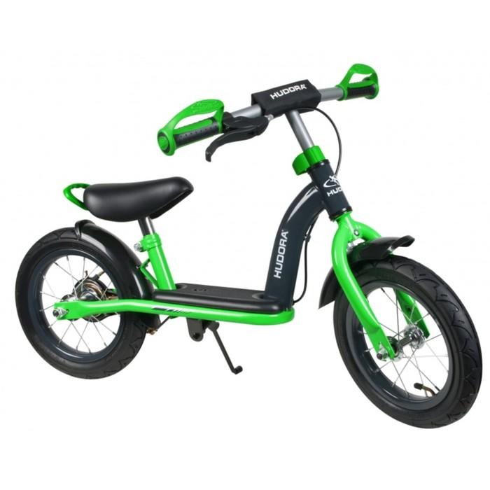 "Беговел HUDORA Laufrad Cruiser Boy, 12"", цвет зелёный"