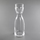 Набор посуды: бутыль 700 мл, стакан 150 мл - фото 180988875