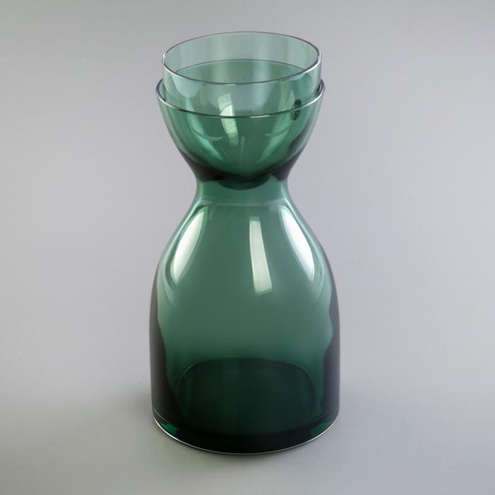 Набор посуды: декантер 850 мл, стакан 200 мл - фото 154928065