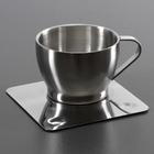 чайные и кофейные сервизы из нержавейки