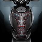 "Наклейка на мотоцикл ""Speed Maniac"", 25 х 18 см"