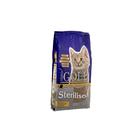 Сухой корм Nero Gold для стерилизованных кошек, профилактика МКБ, 800 г