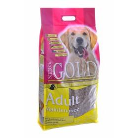 Сухой корм Nero Gold для собак, контроль веса, 12 кг.