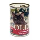 Влажный корм Nero Gold для кошек, свежий ягненок, ж/б, 410 г