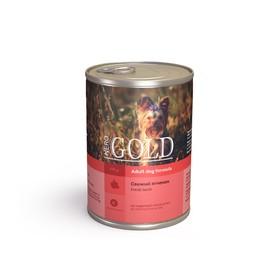 Влажный корм Nero Gold для собак, свежий ягненок, ж/б, 410 г