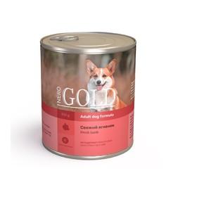 Влажный корм Nero Gold для собак, свежий ягненок, ж/б, 810 г
