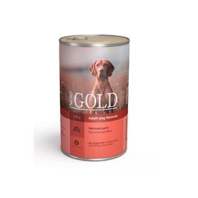 Влажный корм Nero Gold для собак, мясное рагу, ж/б, 1250 г