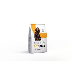 Сухой корм Organix для собак, курица и цельный рис, 2,5 кг