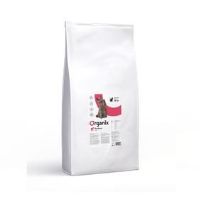 Сухой корм Organix для кошек, гипоаллергенный, ягненок, 18 кг