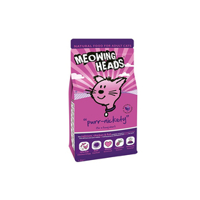 "Сухой корм Barking Heads ""Мурлыка"" для кошек, лосось, курица и рис, 1,5 кг"