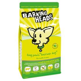 Сухой корм Barking Heads для собак малых пород, ягненок/рис, 1,5 кг.
