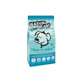 Сухой корм Barking Heads для собак, беззерновой, лосось/форель/батат, 12 кг.