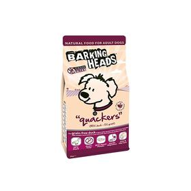 Сухой корм Barking Heads для собак, беззерновой, утка/батат, 12 кг.