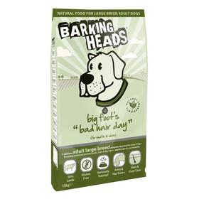 Сухой корм Barking Heads для собак крупных пород, ягненок/рис, 12 кг.