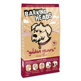 Сухой корм Barking Heads для собак старше 7 лет, курица/рис, 12 кг.