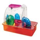 Клетка PENN-PLAX DINGO HOME, для грызунов, пластик