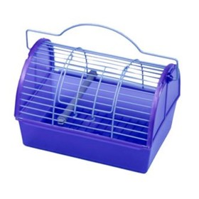 Переноска-клетка PENN-PLAX для грызунов и птиц, 21,5 x 15,5 x 14 см (малая)