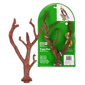 "Жердочка PENN-PLAX ""Ветка"", для птиц, большая, пластик"