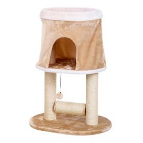 Игровая площадка Fauna INT RENEE, для кошек, бежевая
