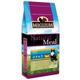 Сухой корм MISTER PET MEGLIUM ADULT для кошек, рыба, 15 кг