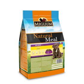 Сухой корм MISTER PET MEGLIUM PUPPY для щенков, 3 кг.