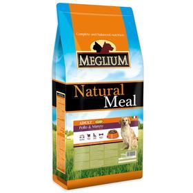 Сухой корм MISTER PET MEGLIUM ADULT GOLD для собак, 15 кг.