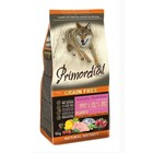 Сухой корм MISTER PET PRIMORDIAL для щенков, беззерновой, курица/рыба, 12 кг.
