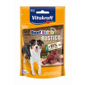 Лакомство Vitakraft BEEF-STICK RUSTICO для собак, 55 г.