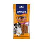 Жевательные палочки Vitakraft CHEWS для собак, из свиной кожи 12,5см, 10 шт./уп.