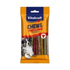 Жевательные палочки Vitakraft  CHEWS для собак,  цветные, 12,5см, 25шт/уп