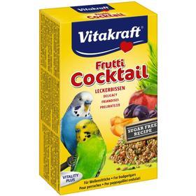 Коктейль VITAKRAFT для волнистых попугаев, фруктовый, 200 г.