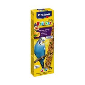Крекеры VITAKRAFT для волнистых попугаев, фруктовые, 2шт/уп