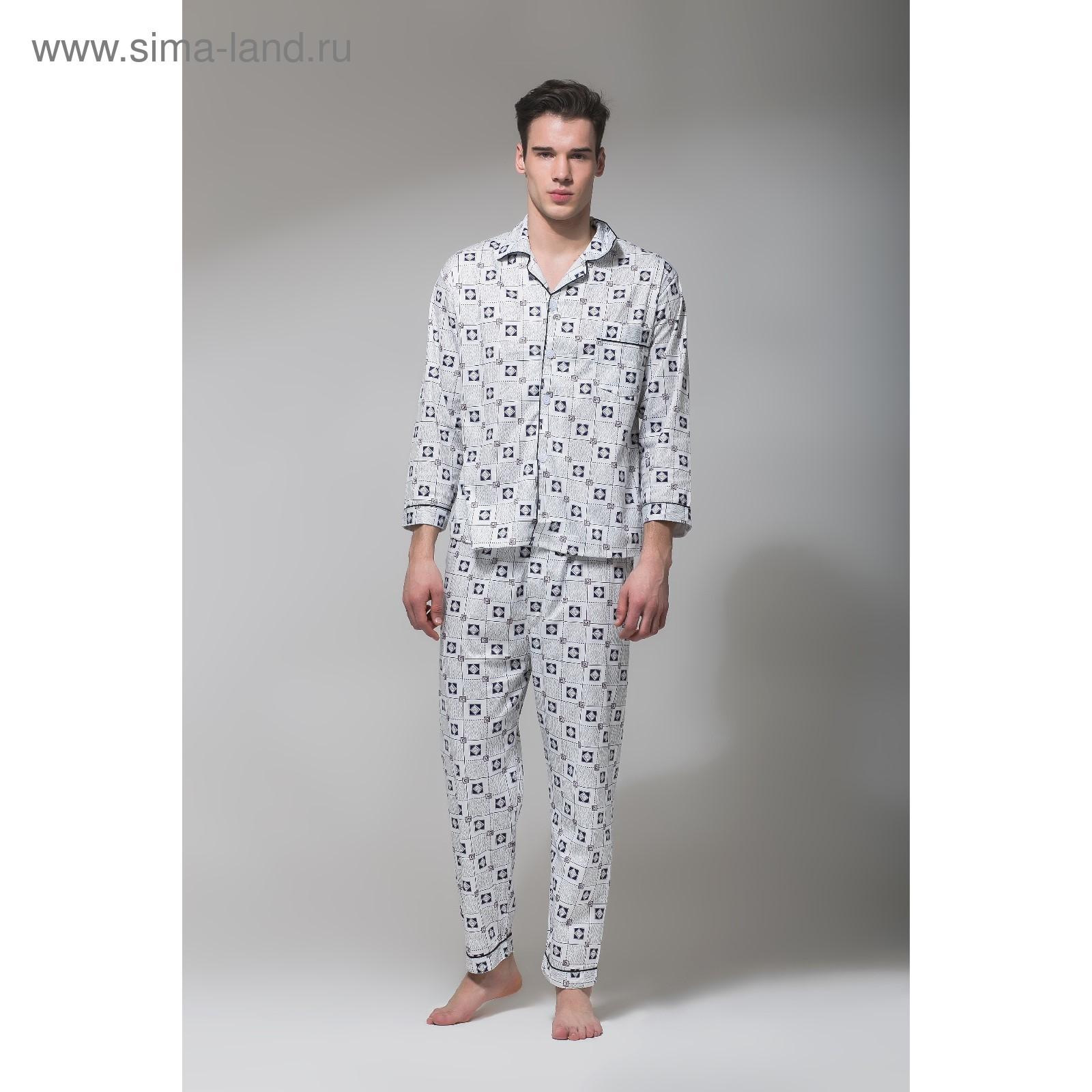 Пижама мужская 8-146 цвет МИКС 5bcd19b076702