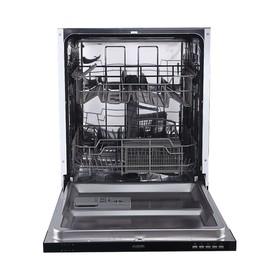 Посудомоечная машина Flavia BI 60 Delia, 12 комплектов, класс А++, черный Ош