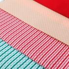 Набор тканей «Вдохновение лета» , 21 х 29 см