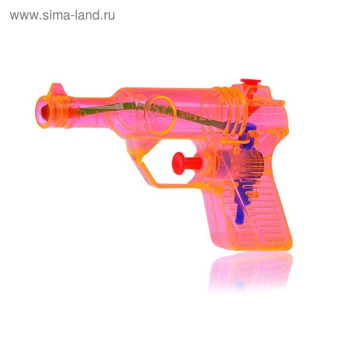 Водный пистолет «Соло», цвета МИКС