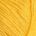 """Пряжа """"Baby Wool"""" 40% шерсть, 40% акрил, 20% бамбук 175м/50гр (216 жёлтый)"""
