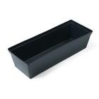 "Seedling box, 36 × 14 × 9 cm, 3 years, black, ""Harvest 7"""