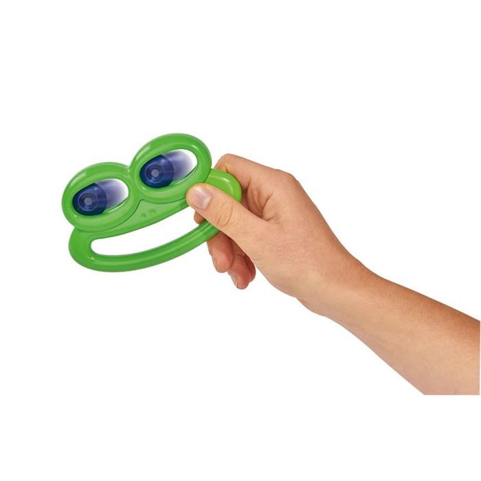 Погремушка «Лягушка с подвижными глазами»