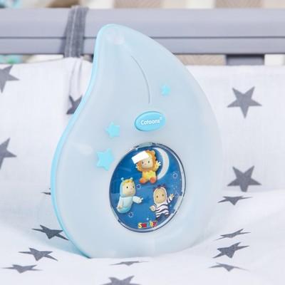Ночничок детский Cotoons, цвета МИКС
