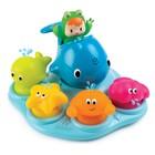 Игрушка для ванны «Островок морских обитателей»