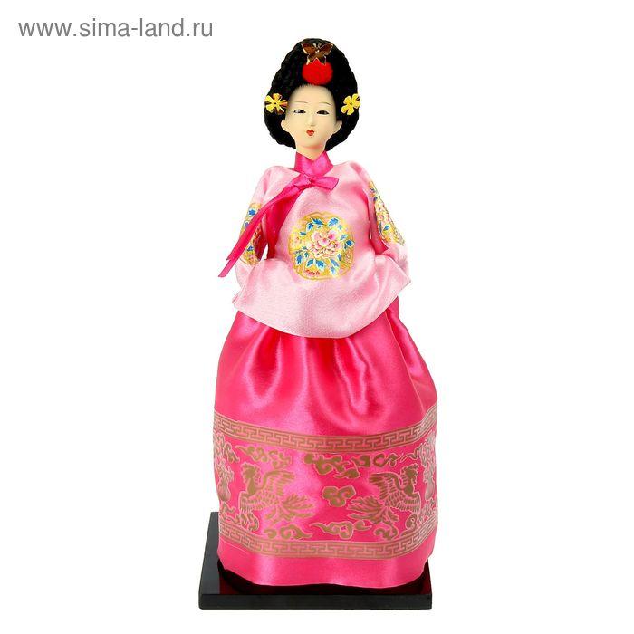 """Кукла коллекционная """"Кореянка"""""""