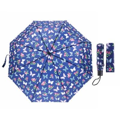 """Зонт механический """"Цветы"""", R=45см"""
